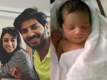 Dulquer Salmaan Has Revealed About Daughter S Picture
