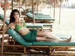Raai Lakshmi Looks Smoking Hot On Miami Beach See Pics