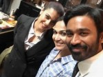 Kajol S Energy Is So Infectious Dhanush