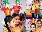 Anoushka Ajith Pics Viral Dancing Images Of Shalini Daughter