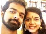 Pranav Mohanlal Selfie With Kallyani Priyadharsan