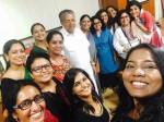 Bhaglakshmi Alleges Politics Behind Excluding Her From Women In Film Initiative