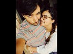 Nazriya With Her Brother Photos Getting Viral