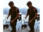 Ajiths Vivegam Song Getting Viral In Social Media