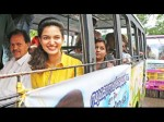 Honey Rose Starts Her Journey Raise Funds Vineeth