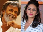 Huma Qureshi Not Paired With Rajinikanth Kaala