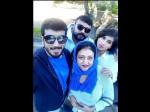 Actor Jayaram Family Enjoy Australian Trip