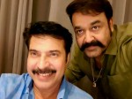 Mammootty Mohanlal Selfie Goes Viral On Facebook