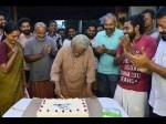 Udaharanam Sujatha Location Celebrates Nedumudi Venus Birthday