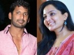 Vishal About Manju Warrier And Villian Experience