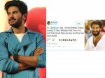 Dulquer Salman S Gift To His Fan
