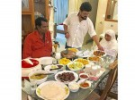 Salim Kumar Visited Nadirsha S Home
