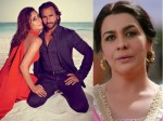 Saif Left Ex Wife Amrita Singh Because She Was Not Hot
