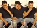 Watch Salman Khan Tears Eats His Own Jeans Video Goes Vira