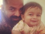 Vinay Forrt Posts An Adorable Video With His Munchkin