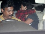 Shruti Haasan Caught With Her Boy Friend Micheal