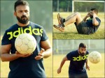 Jayasurya About His Experience During Captain Shoot