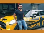 Asif Ali Owned Mini Cooper S