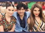 Krk New Tweet Pic With Rakhi And Marina
