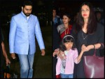 Why Aish Abhishek Returned Separately From New York