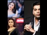 Karan Johar Call Aishwarya Rai Bachchan Rani Mukerji Hyper Mom