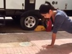 Katrina Kaif Did Push Ups Without Using Her Hands