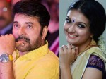 Saranya Mohan S Comment On Mammootty S Photo Goes Viral