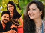 Manju Warrier Daughter Meenakshi Also Went Dubai