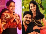 This Letter Manju Warrier On Dileep Daughter Meenakshi Is Going Viral
