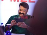 Troll On Mohanlal Is This Lal Draws Picture At Amma Meeting