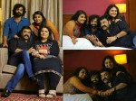 In Pics Mohanlal Pranav S Family Time