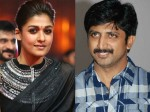 It S True That Nayan I Had Hard Feelings Mohan Raja