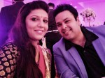 Nishal Chandra Post Photo On Facebook With Wife