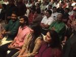 Mohanlal Pranav Mohanlal Aadhi Movie Pooja