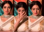 Sridevi Emotional In Tv Programme Here Is The Reason
