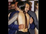 Salman Khan Hugs Bigg Boss Fame Sana Khan But His Shy Smile