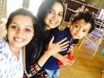 Niranjana Anoop Shared The Photo With Samvrutha Sunil Her Baby
