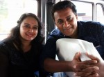 Do Not Spread Shameful News About Shalu Menon Says Her Husband Saji Nair