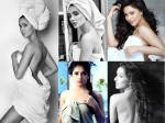 Bollywood Actresses Started New Trend Bold Photo Shoot Towel