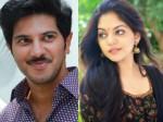 Ahaana Krishnakumar About Doing Film With Dulquer Salmaan