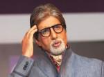 Amitabh Bachchan Despite Cracked Rib