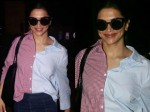 Deepika Padukone Trolled Royally For Her Ridiculous Airport Shirt