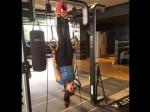 Meghana Raj Turns Fitness Freak