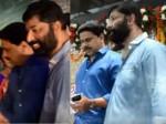 Dileep At Director Vinayan Daughter Nikhila Marriage