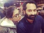 Nazriya Nazim Wish Fahadh Fasil S Birthday