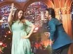 Anand Tv Film Awards 2017 With Bhavana Anil Kapoor Dance
