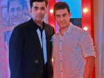 Karan Johar Doesnt Want To Direct Aamir Khan Yet Heres Why