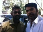 When Mammootty Took Selfies With Auto Driver