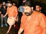 Mohanlal S Mass Look Goes Viral Social Media