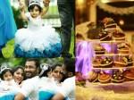 Actress Muktha S Baby Kiara Aka Kanmani First Birthday Pics